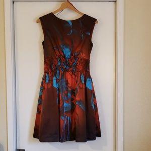 Jessica Simpson floral dress size 6